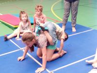 Cirque Wattrelos 5/8ans - Du 16 au 20 juillet
