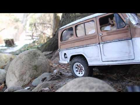 Jeep Rural 1967 - RC