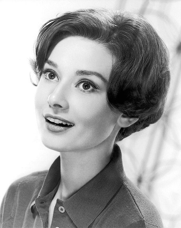 """Audrey Hepburn, née à Bruxelles en 1929, aurait eu 90 ans le 4 mai. L'exposition """"Audrey Intimate"""" se consacre à la femme et non la star."""