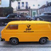 VW COMBI TRANSPORTER DBP PEILWAGEN SIKU - car-collector.net