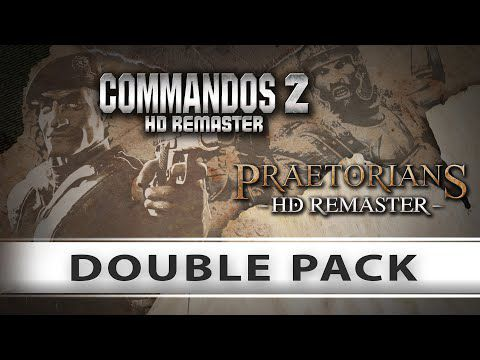 [ACTUALITE] Commandos 2 & Praetorians HD Remaster - maintenant disponible sur PlayStation 4 et Xbox One