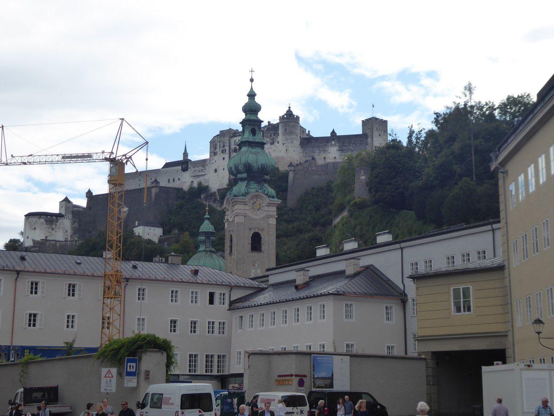 J23 - Salzbourg et Innsbruck