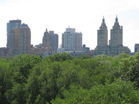 Quasiment la fin du séjour à New York. Au programme : le Met et Central Park.