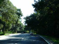 Sur la route de Saint Augustine