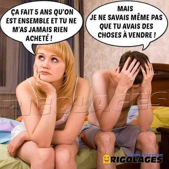 Humour couple: Ah les hommes