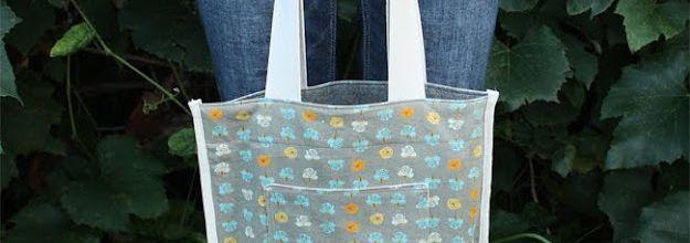 sac avec poche