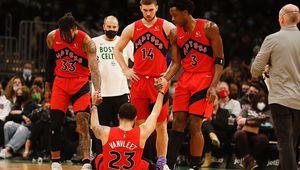 Un nouveau chapitre pour les Raptors de Toronto