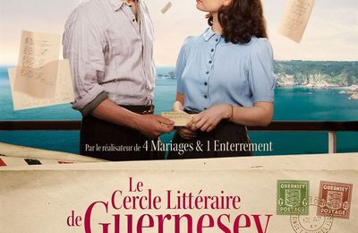 LE CERCLE LITTERAIRE DE GUERNESEY (The Guernsey Literary And Potato Peel Pie Society)