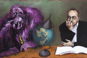 Garouste, peintre lettré - La République de l'Art