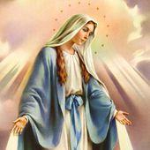 Notre Dame, piété mariale du Moyen-Age
