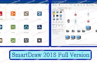 SmartDraw 2020 Crack V26 + Torrent Full Download