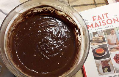 crème au chocolat de cyril lignac