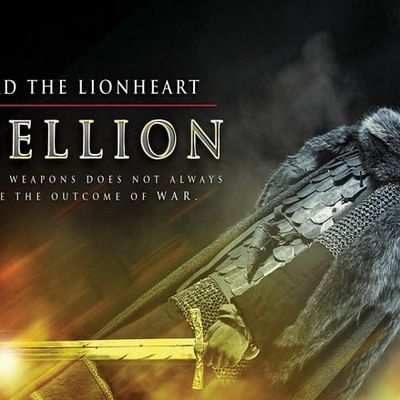 【Boxoffice】 W.a.t.c.h Richard the Lionheart: Rebellion (2015) English Movie - 1080p On BoxOffice