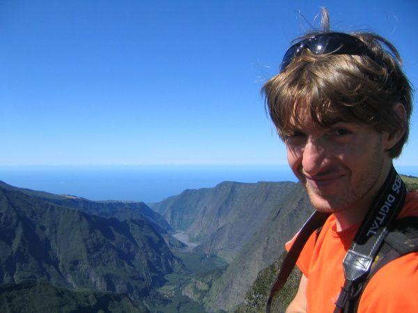 Oliv, Rémi, Roxanne, Laurent en vadrouille à la Réunion pendant 2 semaines inoubliables :-)