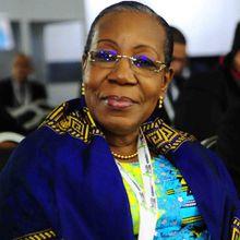 CENTRAFRIQUE: Son Excellence Catherine SAMBA-PANZA, ancien Chef de l'Etat de Transition en République Centrafricaine de 2014 à 2016