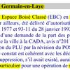 Spéculation immobilière au domaine de Valmoré à Saint-Germain-en-Laye : rien n'est réglé
