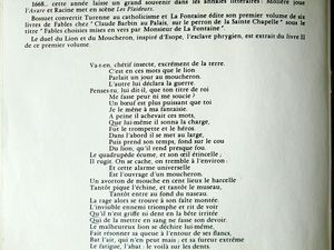 Fables de La Fontaine N°1