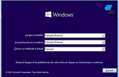 Comment installer Windows 10 simple et rapide en image (12 étapes)