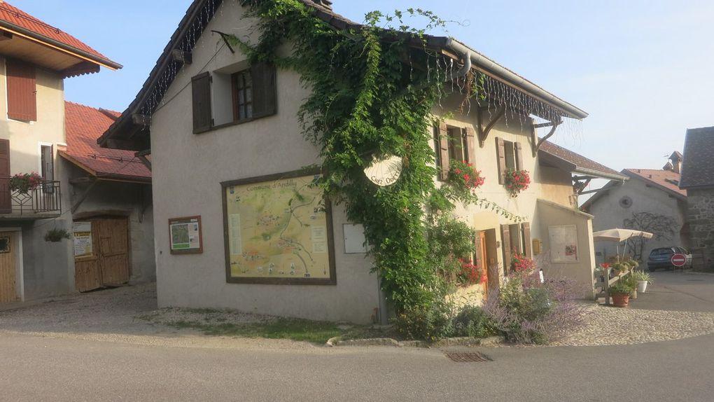 28 août etape 2 du Col du Feu à Charly 80 km