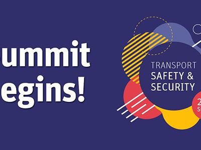 At global summit, ministers debate safety and security of transport