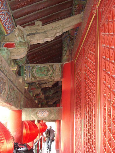 le Shaanxi, c'est connu pour Xi'an... mais il y aussi beaucoup de places à découvrir aux alentours... notamment Hua Shan (mont Hua), une des 5 montagnes sacrées en Chine. Historiquement sur la route de la soie... objet d'un futurs voyages... photo