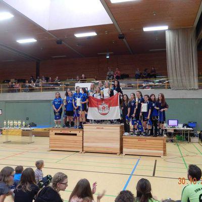 Indiaca: Deutsche B-Jugendmeisterschaften in Renningen