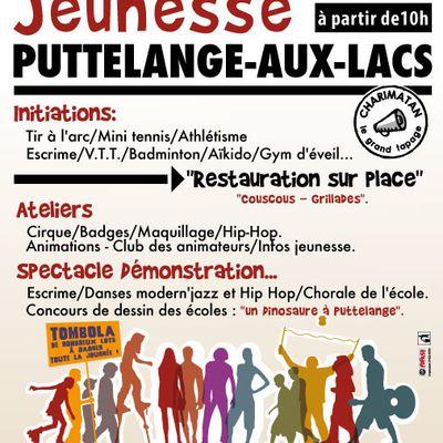 Puttelange-aux-Lacs: Fête de la Jeunesse