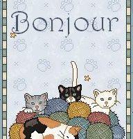 Free du lundi... un amour de chat