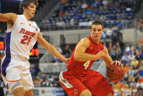 NCAA: Aaron Craft (Ohio) aurait travaillé son shoot