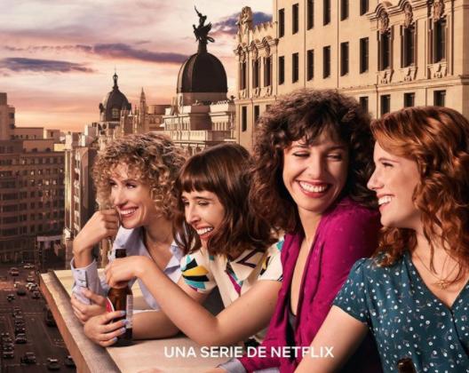 Valeria (Saison 1, 8 épisodes) :le temps est bon, le ciel est bleu