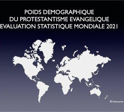 Statistiques Évangéliques mondiales 2021