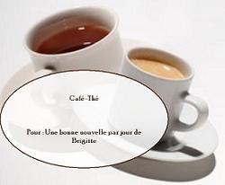 Les participations au Café Thé n° 133 - Rebondir