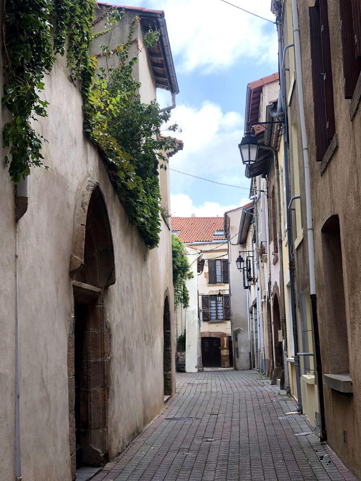 Issoire en Auvergne