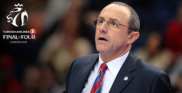 """Final Four - Ettore Messina: """"I'm really excited"""""""