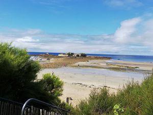 Fort Bloqué, côté grande plage : les 21 juillet et 18 août 2020