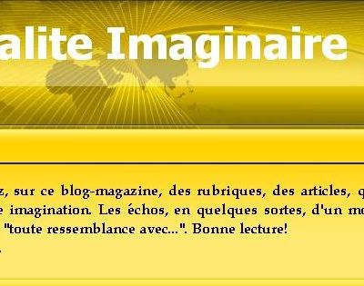 Actualité Imaginaire / imaginary News / Fake News