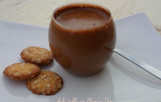 Mousse choco- Caramel pour la ronde N°33