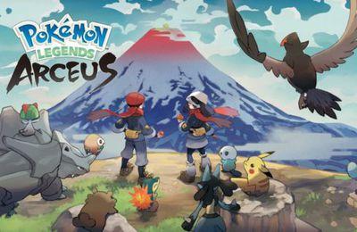 Légendes Pokémon : Arceus – Les formes de Hisui de Zorua et Zoroark dévoilées