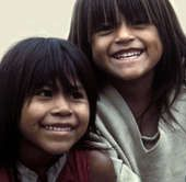 Argentine : Les wichis - coco Magnanville