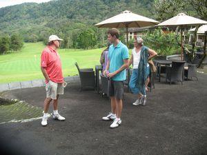Golfeurs en vadrouille