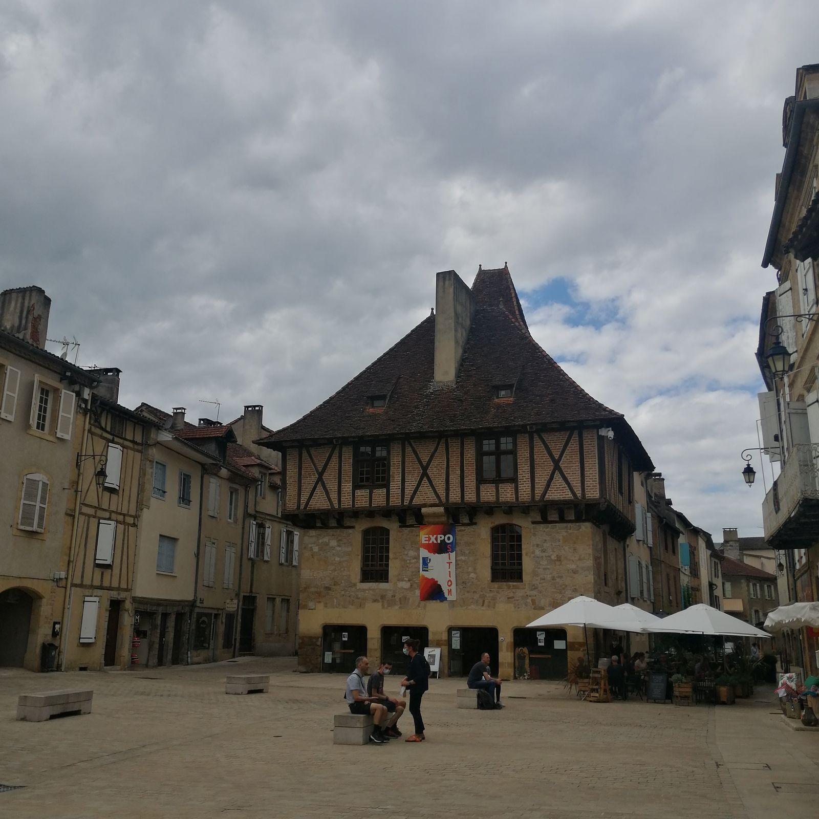 La resquilhète , le cocktail de la vallée de la Dordogne - balade à Saint Ceré