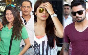 Cricketers With Bollywood Love Story!