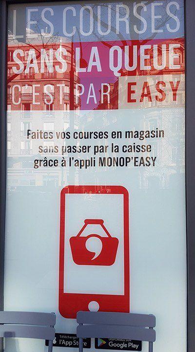 J'ai testé Monop' Easy, l'appli Scan & Go de Monoprix : c'est top fluide !