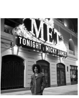 💿 Micky James • Live At The Met • The Philadelphia Special