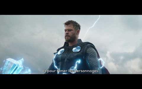 #AVENGERSENDGAME, À LA RENCONTRE DE L'EQUIPE DU FILM!