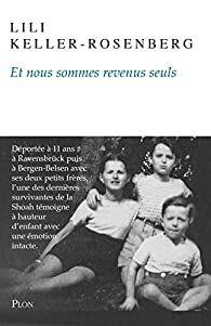 """05-05-21- GRÂCE A  """"HONDELATTE RACONTE"""" TEMOIGNAGE BOULEVERSANT SUR LA SHOAH VECUE PAR UNE MAMAN JUIVE  ET SES TROIS ENFANTS"""