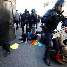 Manifestante blessée à Nice: la version de Macron et du procureur contredite par des policiers. Par Pascale Pascariello