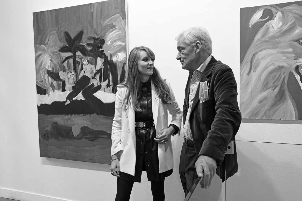 Stéphanie-Lucie Mathern, Pascal Gabert