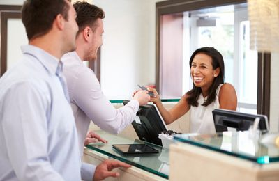 Make Your Receptionist Stand Out