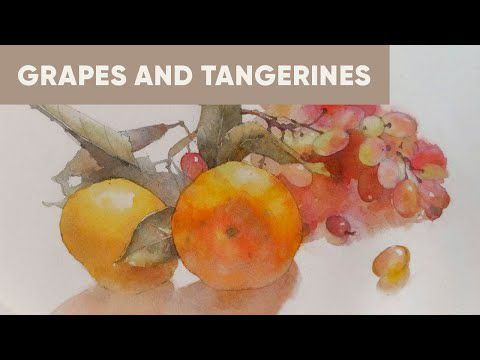 raisins et mandarines - Katerina Pytina